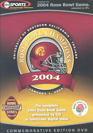 04 CITI ROSE BOWL GAME (DVD)