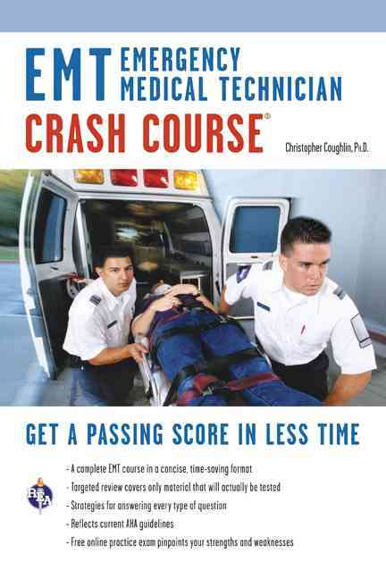 EMT - Basic Crash Course By Coughlin, Christopher