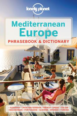 Lonely Planet Mediterranean Europe Phrasebook By Lonely Planet Publications (COR)